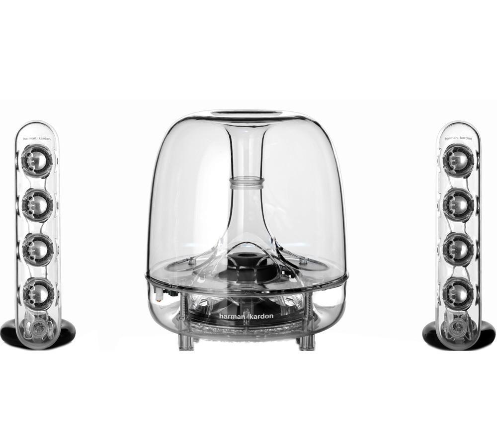 Harmon kardon soundsticks III 2.1 speaker set