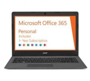 Aspire One Cloudbook Laptop
