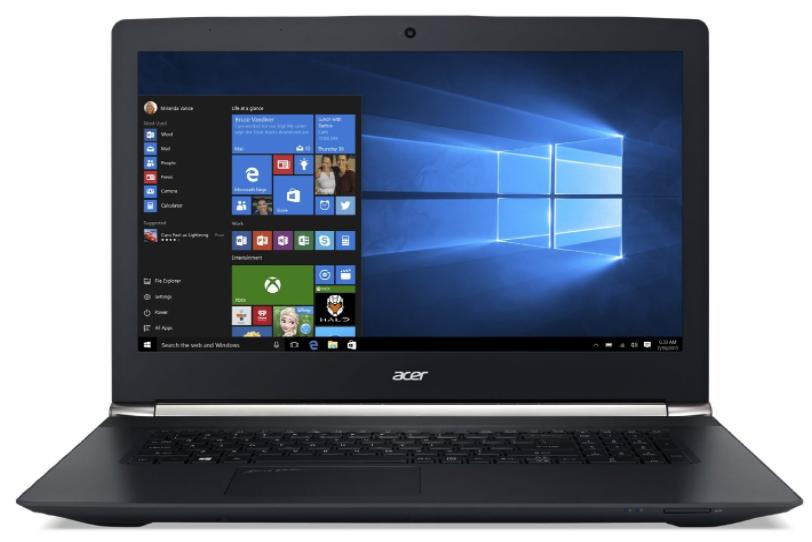 Acer Aspire V17 Nitro Black