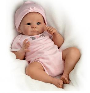 Ashton Drake Little Peanut Baby Doll