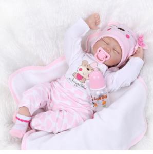 NPK Collection Reborn Silicone Doll
