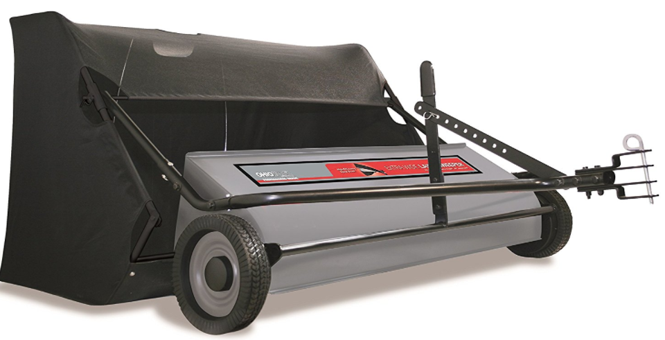 Ohio Steel Pro Sweeper