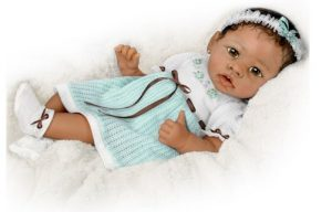 Alicia's Gentle Touch Realistic Reborn Baby Doll