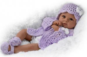 Linda Murray Tiana African American Baby Girl Doll